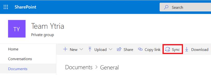 Teams Tip - Přístup k dokumentům